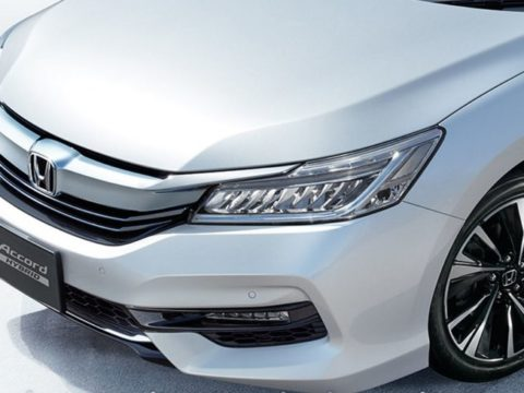 Honda Accord от 2016