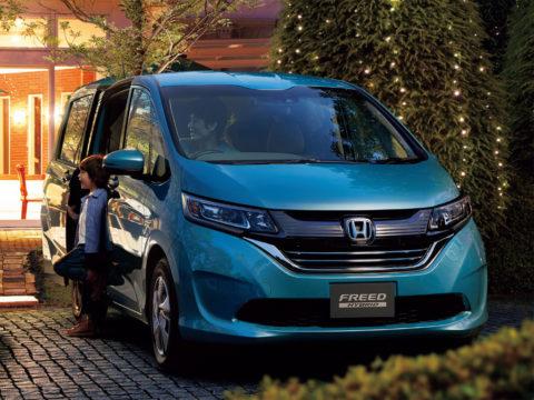 Honda Freed от 2016