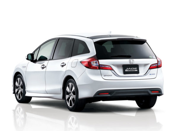 Honda Jade от 2016