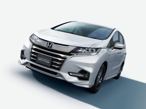 Honda Odyssey от 2016