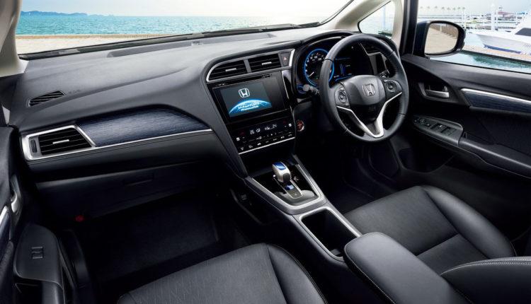 Honda Shuttle от 2016