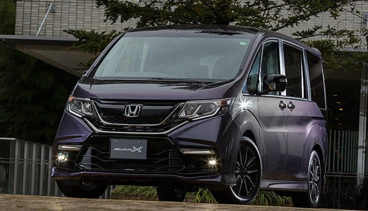 Honda Stepwgn от 2016