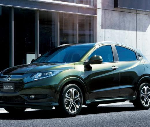 Honda Vezel от 2016
