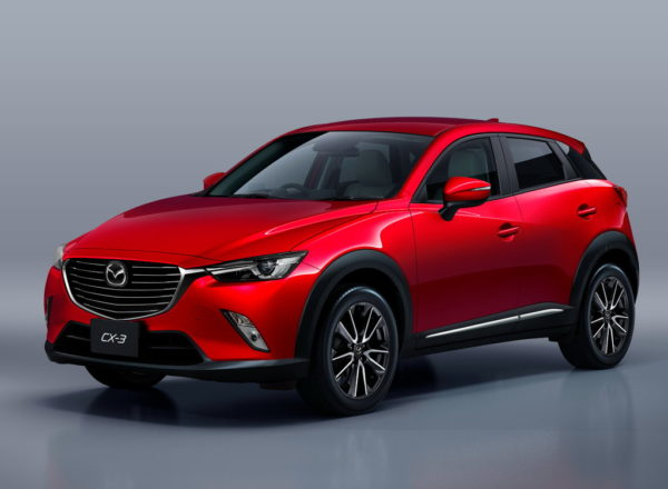 Mazda CX-3 от 2016
