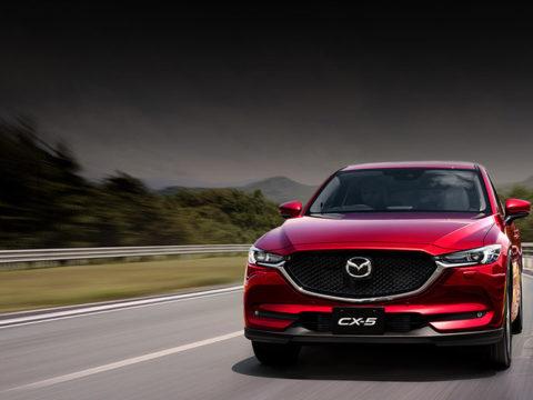 Mazda CX-5 от 2016