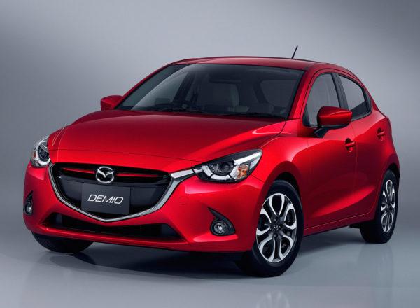 Mazda Demio от 2016