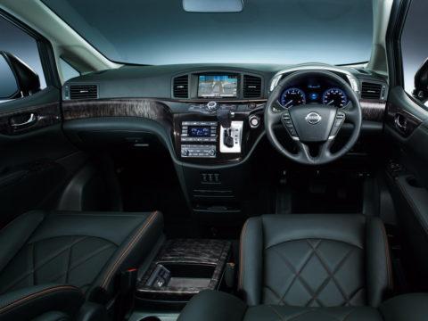 Nissan Elgrand от 2016