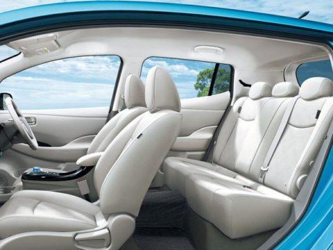 Nissan Leaf от 2016