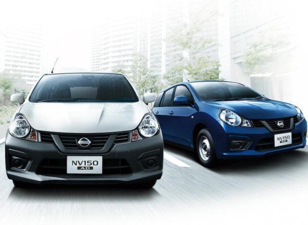 Nissan AD от 2016