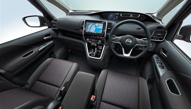 Nissan Serena от 2016