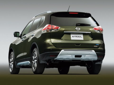 Nissan X-Trail от 2016