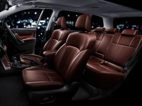 Subaru Forester от 2016