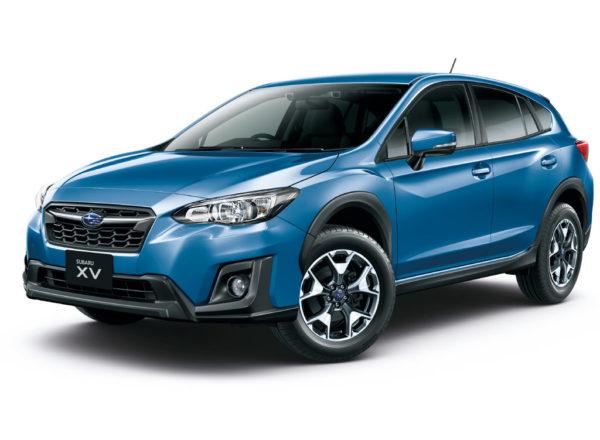 Subaru XV от 2016