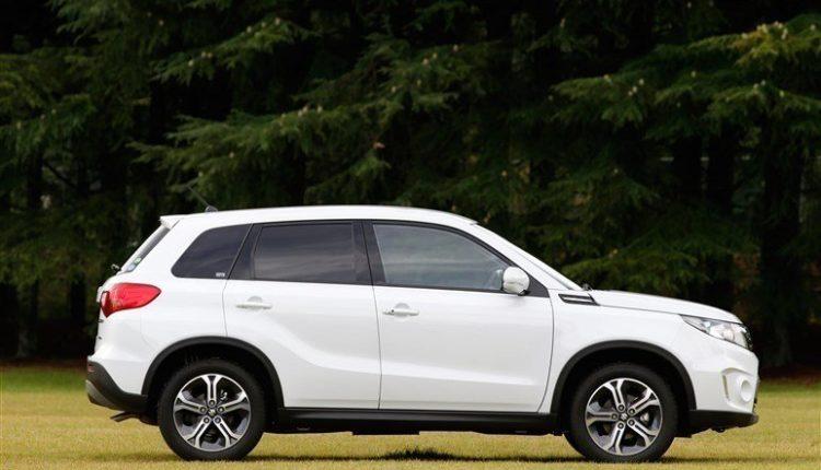 Suzuki Escudo от 2016