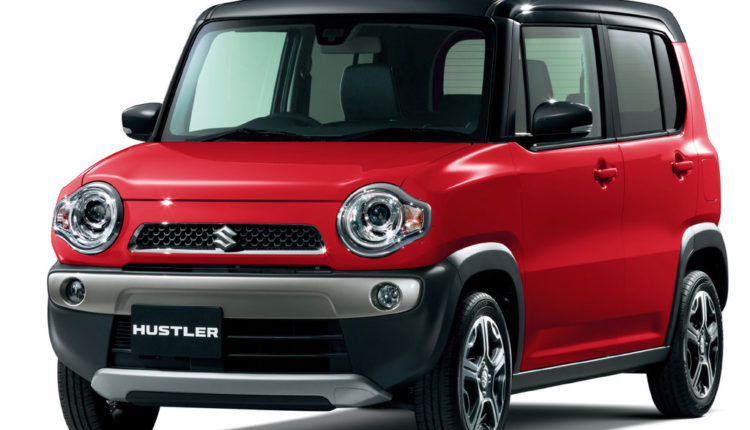 Suzuki Hustler от 2016