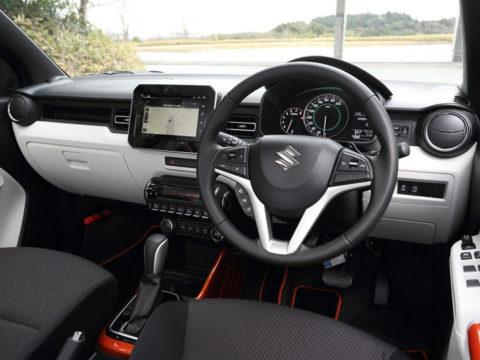 Suzuki Ignis от 2016