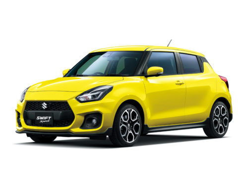 Suzuki Swift от 2016