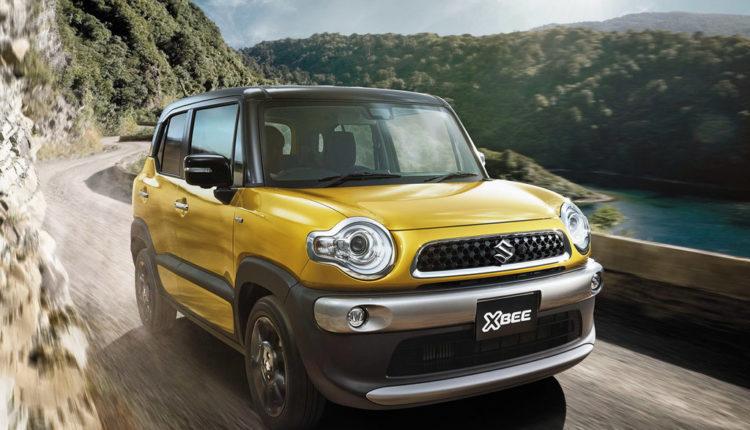 Suzuki Xbee от 2016