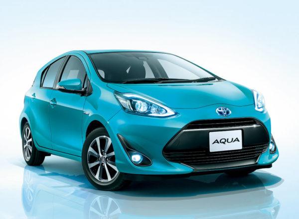 Toyota Aqua от 2016