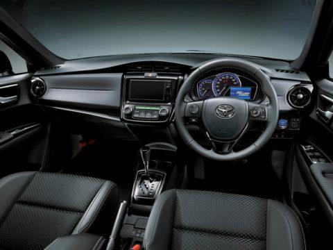 Toyota Corolla Fielder от 2016