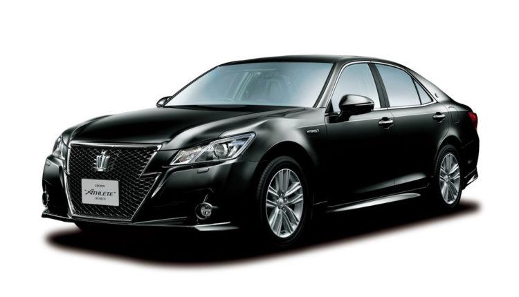 Toyota Crown от 2016