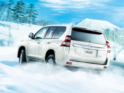 Toyota Land Cruiser Prado от 2016
