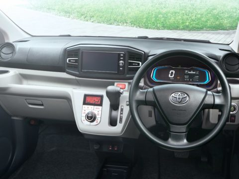 Toyota Pixis Epoch от 2016