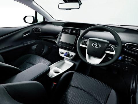 Toyota Prius от 2016
