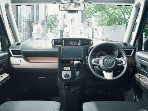 Toyota Tank от 2016