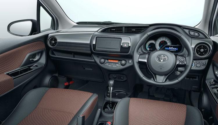 Toyota Vitz от 2016