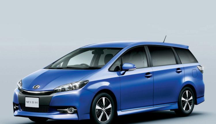 Toyota Wish от 2016