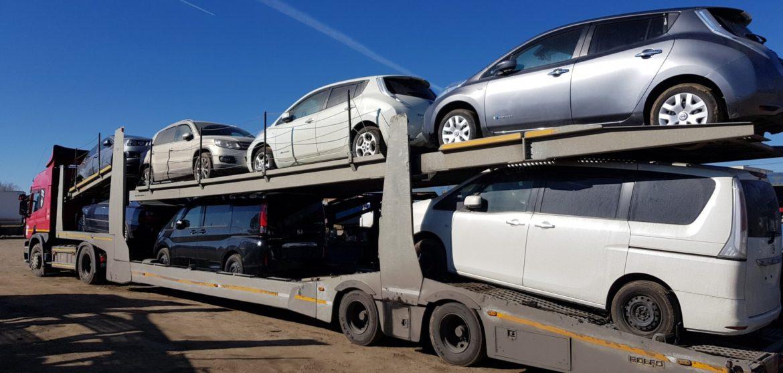 Доставка авто из Японии